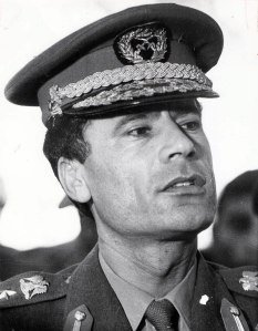 A highly divisive figure, Gaddafi dominated Libya's politics for four decades and was the subject of a pervasive cult of personality